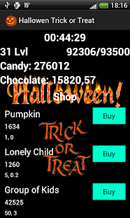 Halloween Trick or Treat - screenshot thumbnail