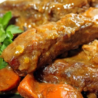 Curried Pork Ribs.