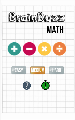 BrainBuzz Math HD