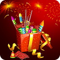 Diwali Fire Crackers Fun Free icon