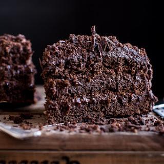 The Brooklyn Blackout Cake.