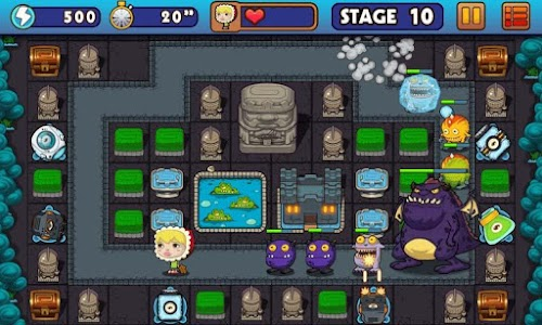 Monster Crush v1.4 (Mod Gold)