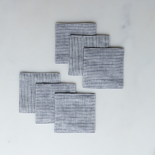 Linen Coasters (Set of 6)