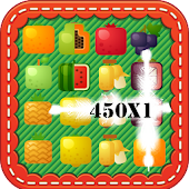 Veg & Fruit Puzzle Game