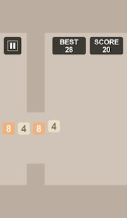 玩家庭片App|Flappy48 - The Mashup games免費|APP試玩