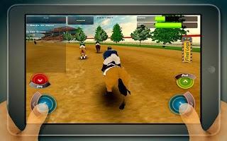 Screenshot of Race Horses Champions Free