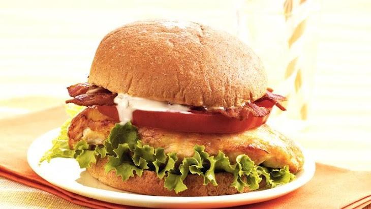 Chicken BLT Sandwiches Recipe