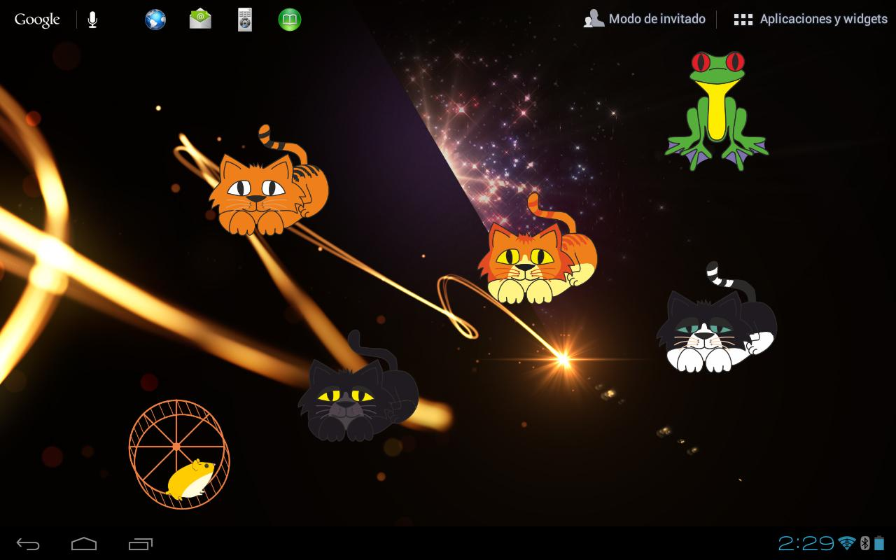Baby Cat Deluxe - screenshot
