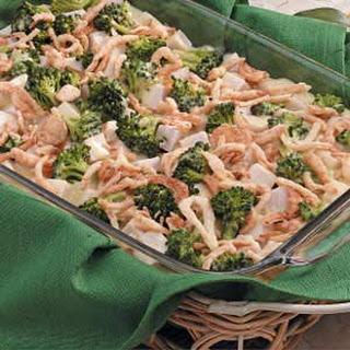 Turkey Broccoli Hollandaise.