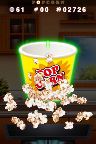 Popcorn Hands - screenshot