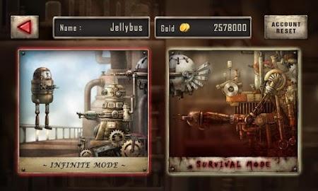 Zolaman Robot Gunz HD Screenshot 4