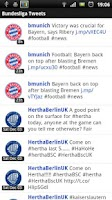 Screenshot of Bundesliga Explorer