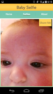 Baby Selfie - screenshot thumbnail