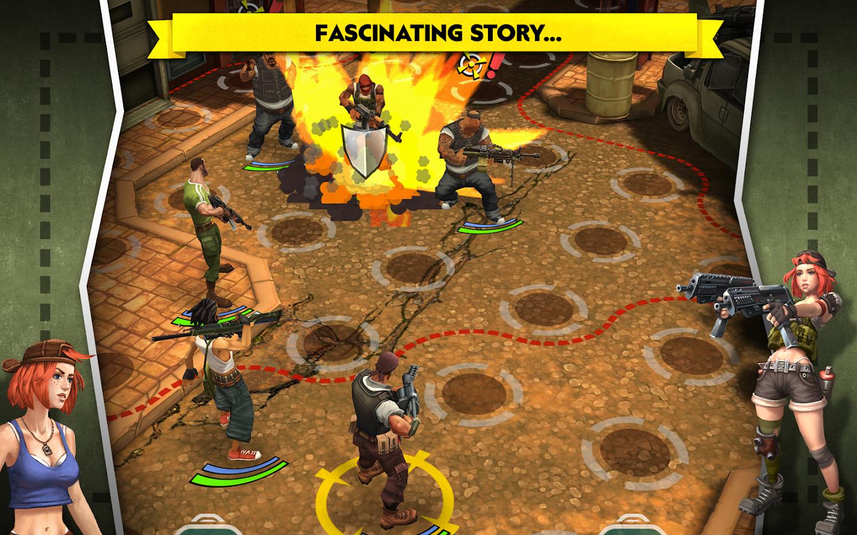 AntiSquad Tactics Premium - screenshot