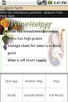 Screenshot of WineHelper