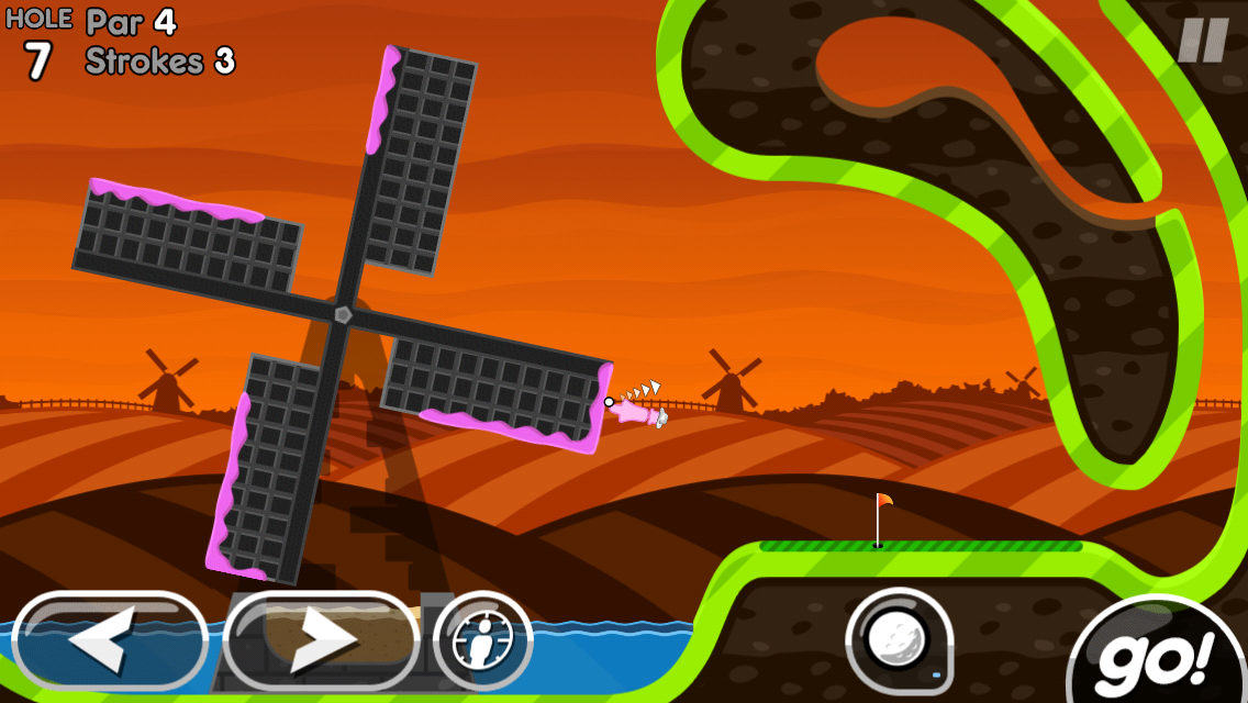 Super Stickman Golf 2 screenshot #12
