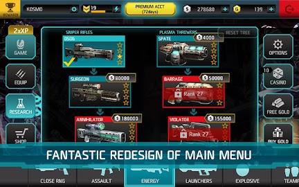 SHADOWGUN: DeadZone Screenshot 2