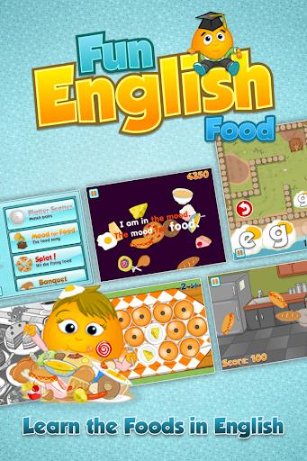 Fun English Food Games