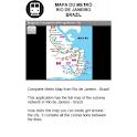 Metro Map Rio de Janeiro – BR logo