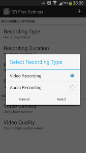 Secret Recorder Free screenshot 2