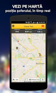 CleverTaxi - screenshot thumbnail