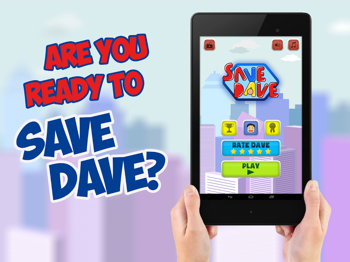 Save Dave!- screenshot