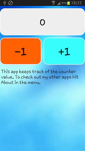 【免費工具App】Counter-APP點子
