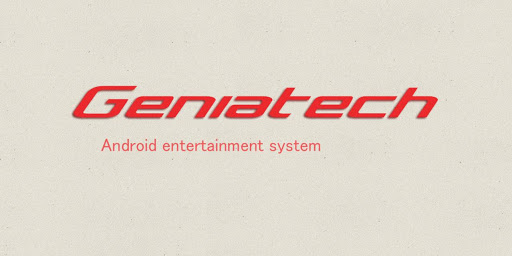 Geniatech entertainment system
