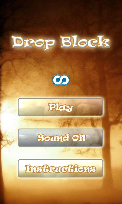 Drop Block - screenshot