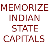 Learn Indian State Capitals