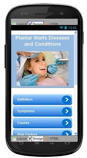 Plantar Warts Information