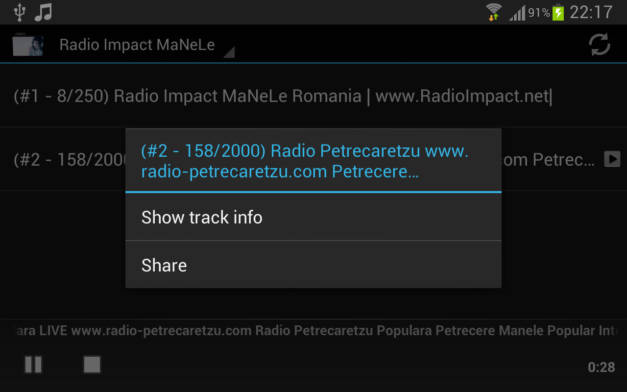 Manele Live 2010