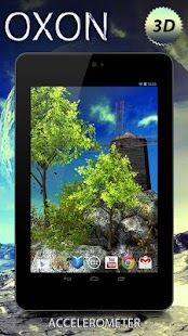 玩個人化App|FlyIsland Pro 3D LWP免費|APP試玩