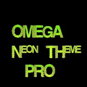 Neon Pro Omega StatusBar Theme