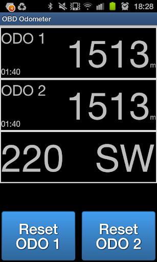OBD Odometer
