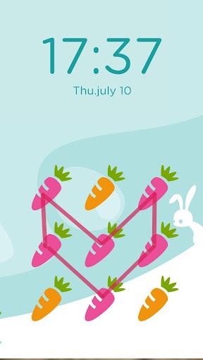 玩免費娛樂APP|下載彩色图案-DIY锁屏主题 app不用錢|硬是要APP