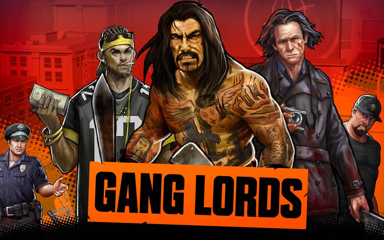 GANG LORDS- screenshot