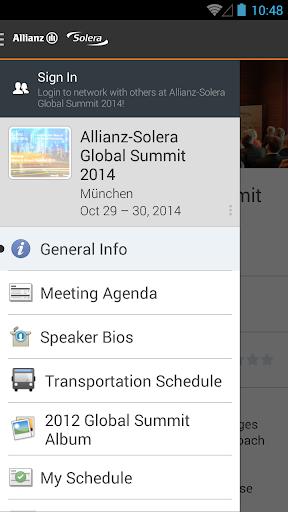 Allianz-Solera Global Summit