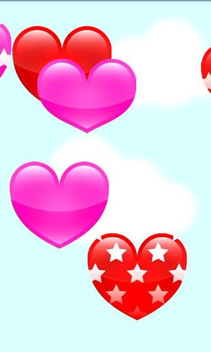 Valentine Sky Live Wallpaper