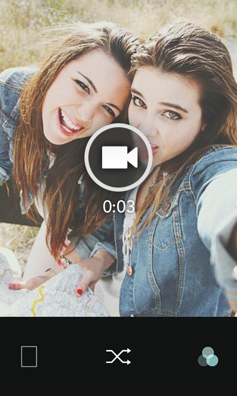 B612 selfie from the heart aplicaciones de android en for Editor de fotos b612