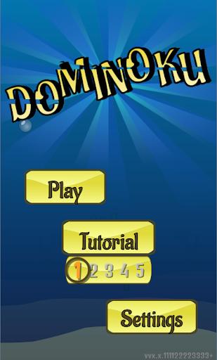 Dominoku
