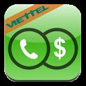Cước điện thoại viettel icon