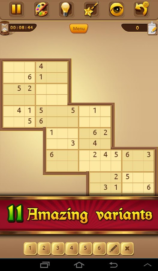 Sudoku Quest - screenshot