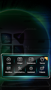 Next Launcher Finnish Langpack - screenshot thumbnail