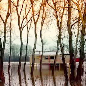 poplava (flood) by Zeljko Jelavic - Novices Only Landscapes