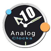 Analog Clock Pack 10 UCCW Skin