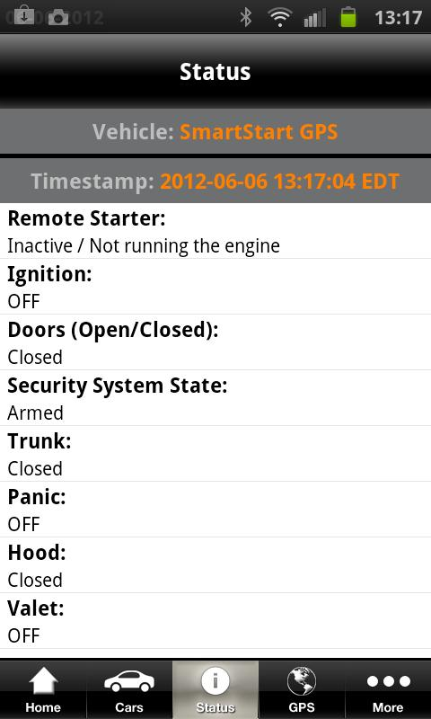 Directed SmartStart - screenshot