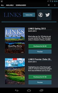 LINKS Magazine - screenshot thumbnail