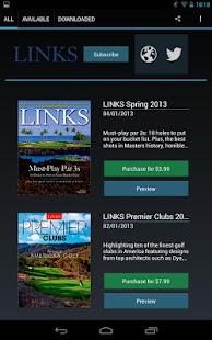 LINKS Magazine - screenshot thumbnail