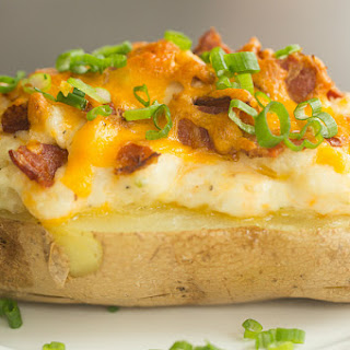 The Best Twice Baked Potatoes.